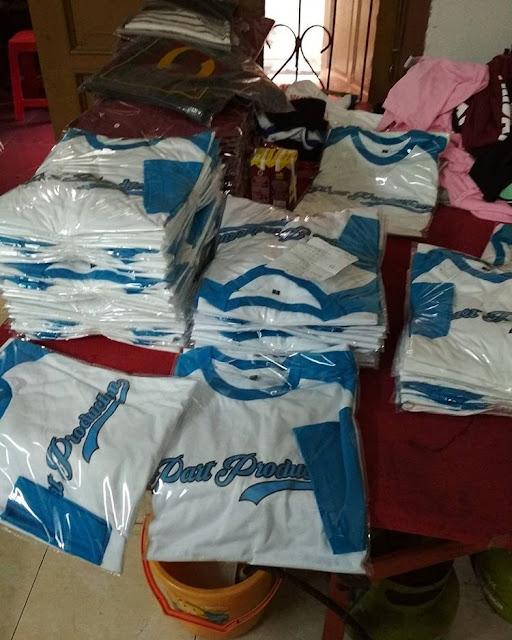 Pesan Kaos Dengan Desain Sendiri Di Konveksi Kaos Bandung