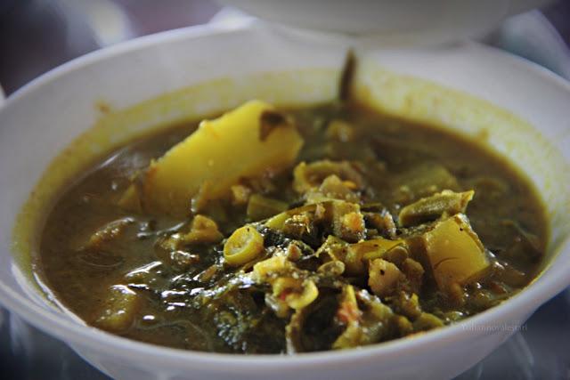 Kuah Pliek U Kuliner Khas Aceh