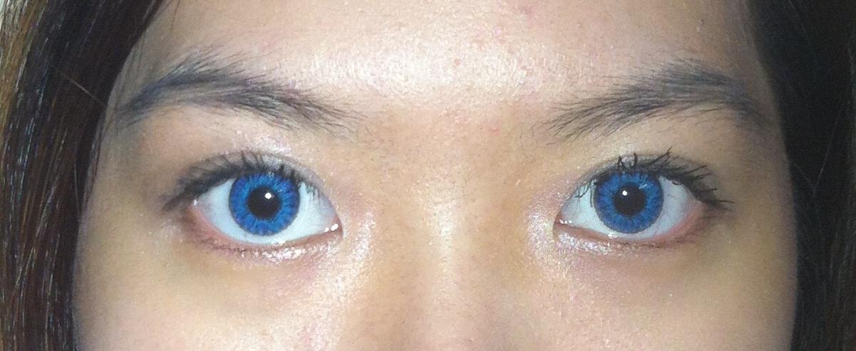 Dreamer Freshlook Colorblends In Brilliant Blue