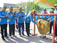 Wali Kota Buka Porwil IV 2018 Di Medan Marelan