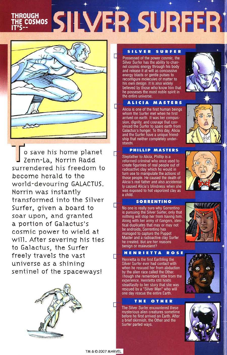 Read online Silver Surfer (1987) comic -  Issue #134 - 2