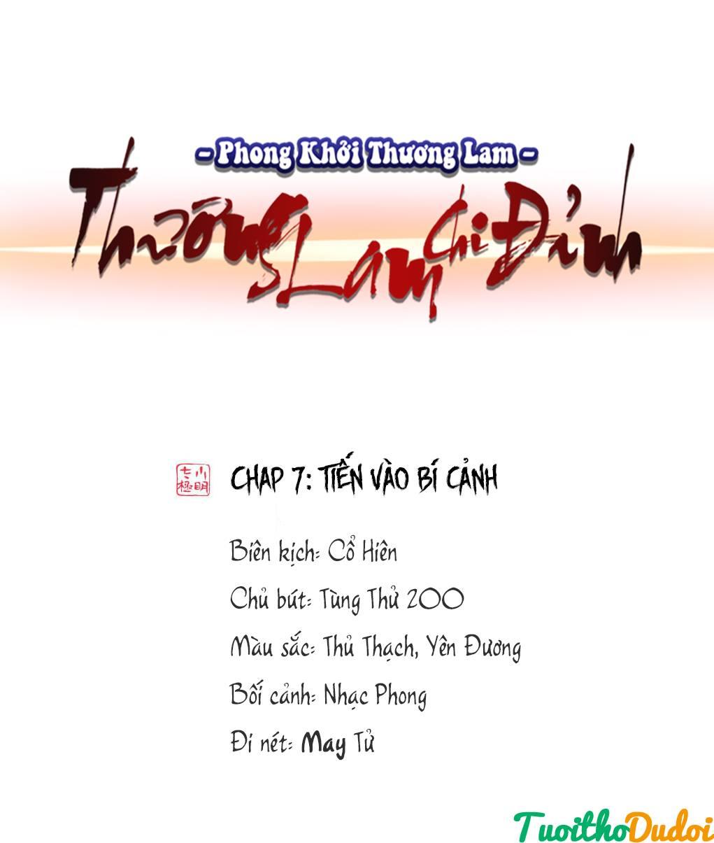 Phong Khởi Thương Lam Chapter 429 - Trang 1