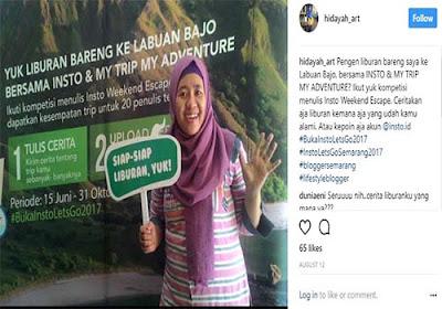 Liburan Gratis ke Labuan Bajo, Mau? Ikuti Kompetisi Menulis Via Weekend Escape!