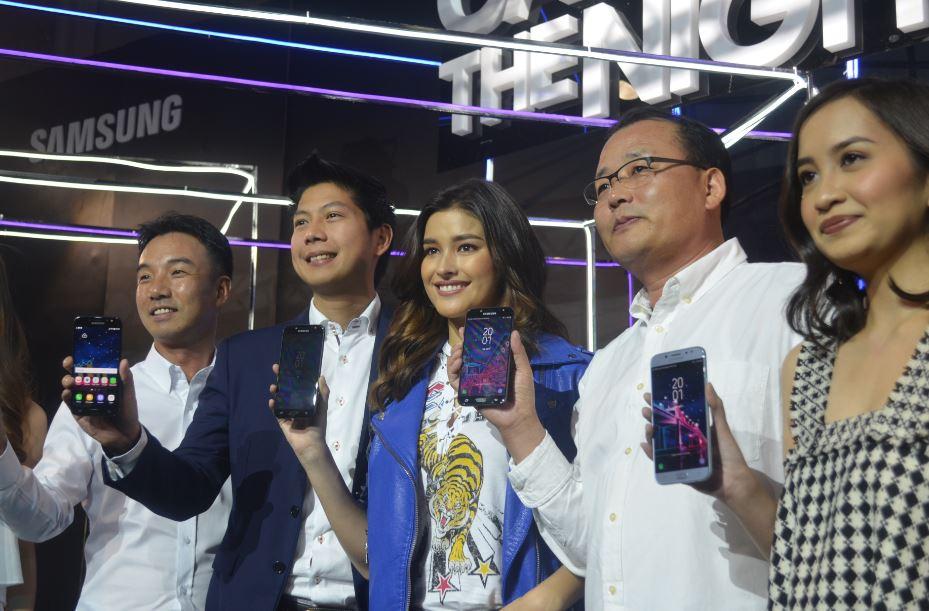 Samsung Galaxy J7 Pro ambassador Liza Soberano