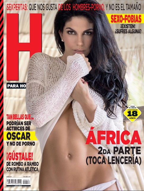 Revista H Enero 2017 Africa Zavala Pdf
