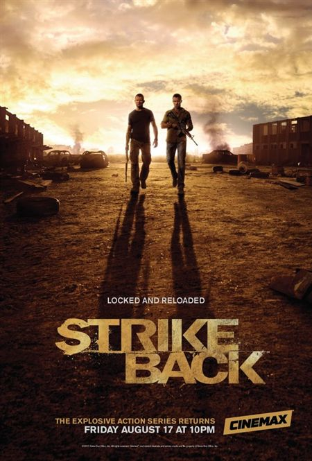 Strike Back – Saison 3 [Complete] [Streaming] [Telecharger]