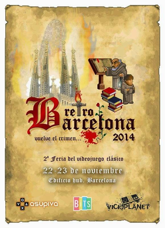 Retrobarcelona 2014