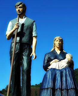 Monumento aos Imigrantes Alemães, Forquetinha (RS)