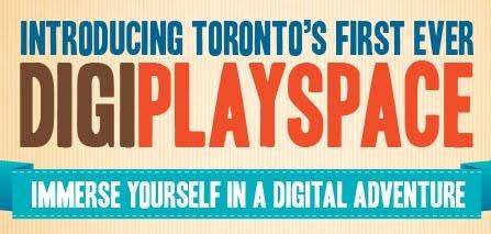 TIFF Kids digiPlaySpace