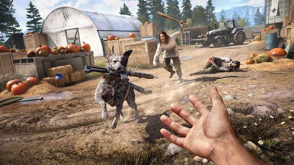 Far Cry 5 Dead Living Zombies PC Full Español