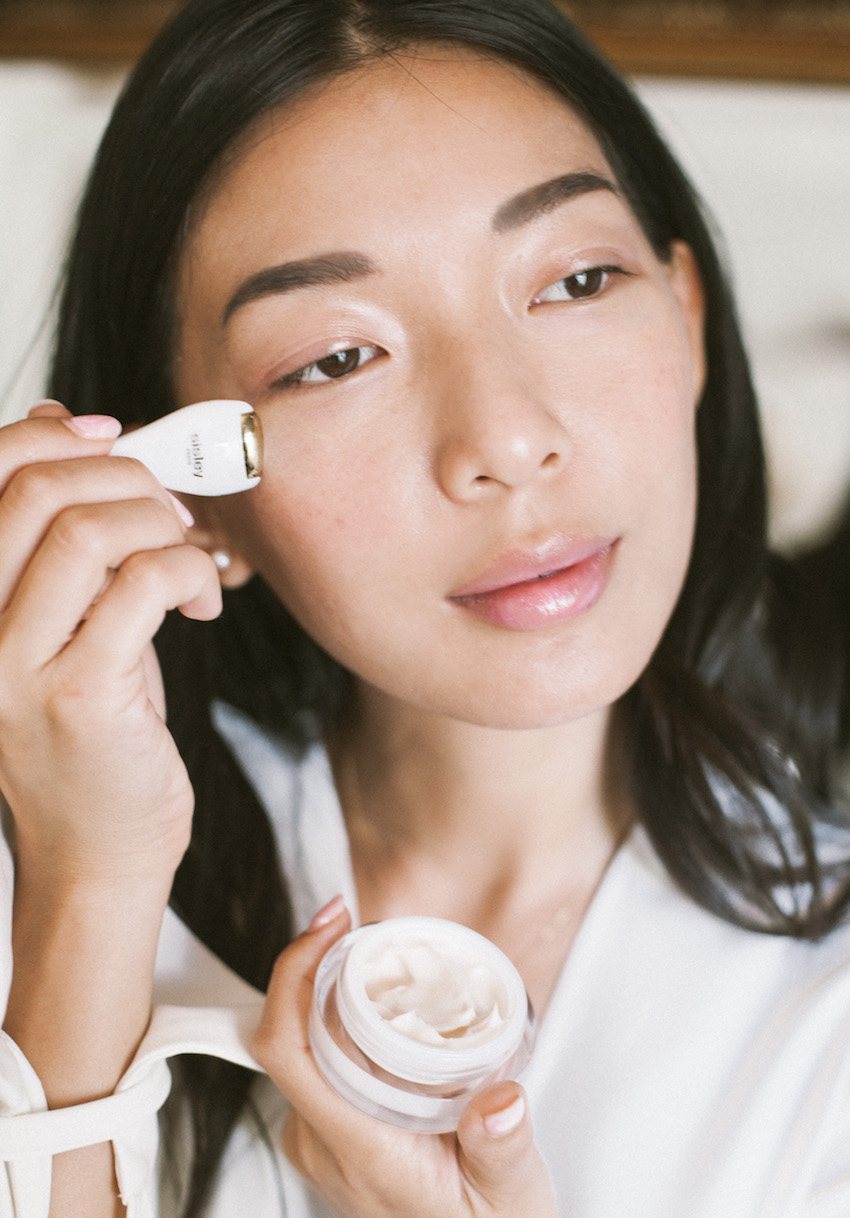 The Sisley Paris Ritual x Honey & Silk | Sisleya L'Integral Eye and Lip Contour Cream