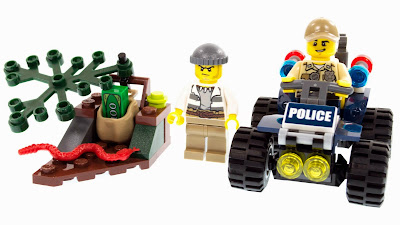 lego city police car instructions 7498