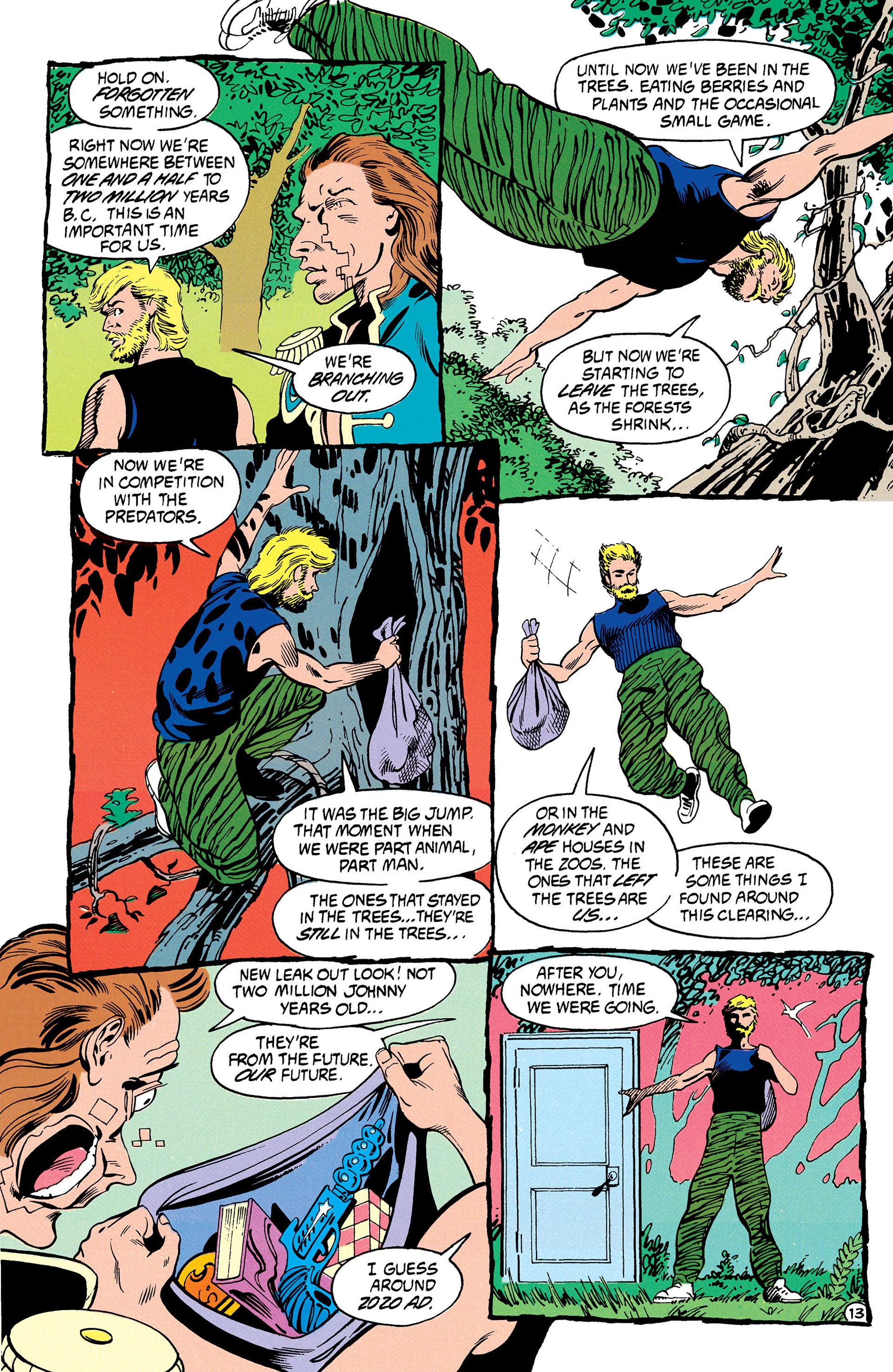 Read online Animal Man (1988) comic -  Issue #31 - 14
