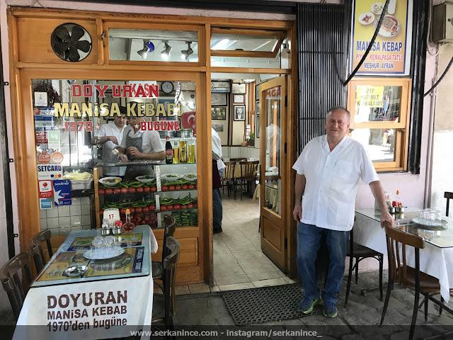 İzmir Yeme İçme manisa kebap