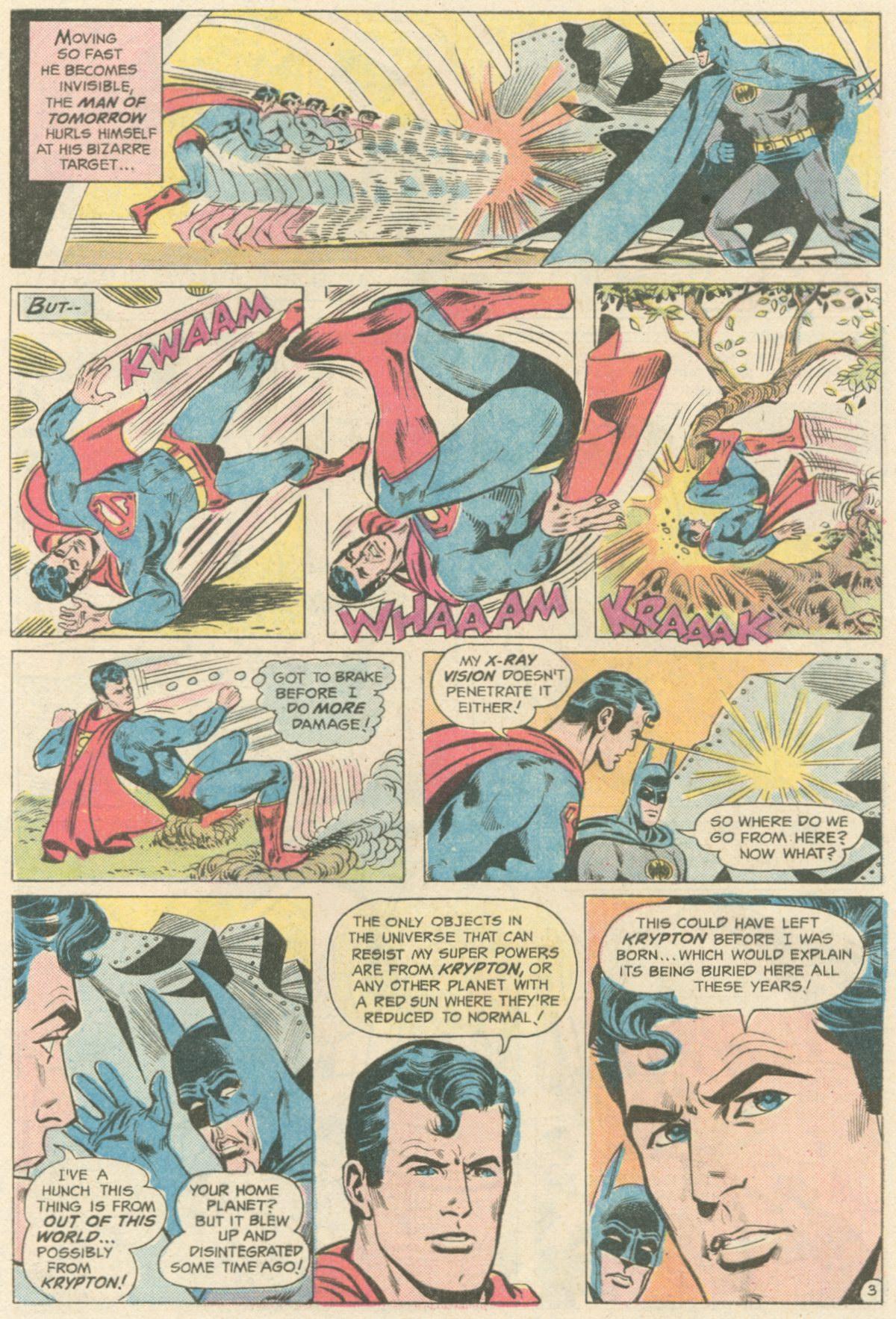 Read online World's Finest Comics comic -  Issue #237 - 5