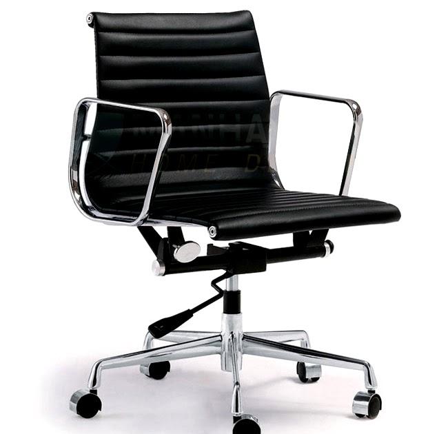 Aimes Chair Interior Design: Eames Management Office chair - Aluminum ...