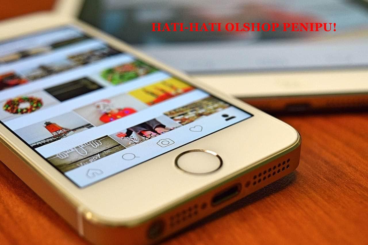 5 Cara Mengetahui Akun Olshop Palsu Di Instagram Stafana Charis