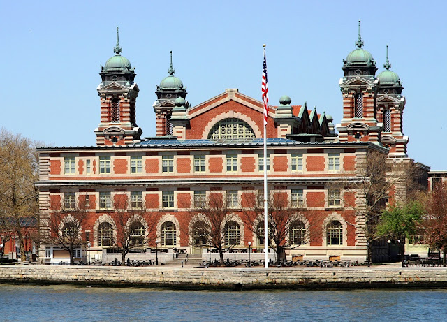 Ellis Island Immigration Museum em Nova York
