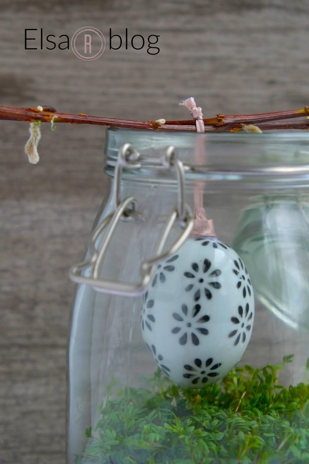 Geweldig idee voor Pasen - Diy Pasen