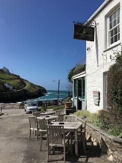 Port Gaverne Hotel, Cornwall