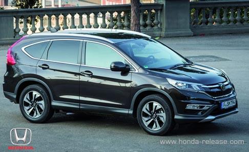 Next Generation Honda Cr V 2017