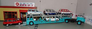 Tomica Limited Vintage  Nissan Prairie