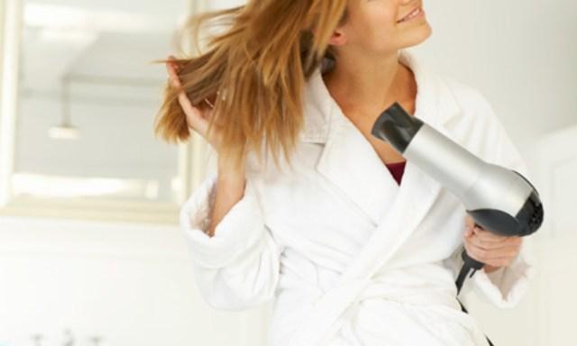 Cara Menggunakan HairDryer