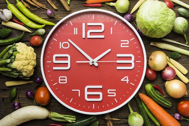 Cara Menyeimbangkan Jam Makan Disaat Diet