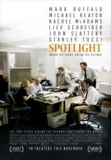 """Carátula del DVD: """"Spotlight"""""""