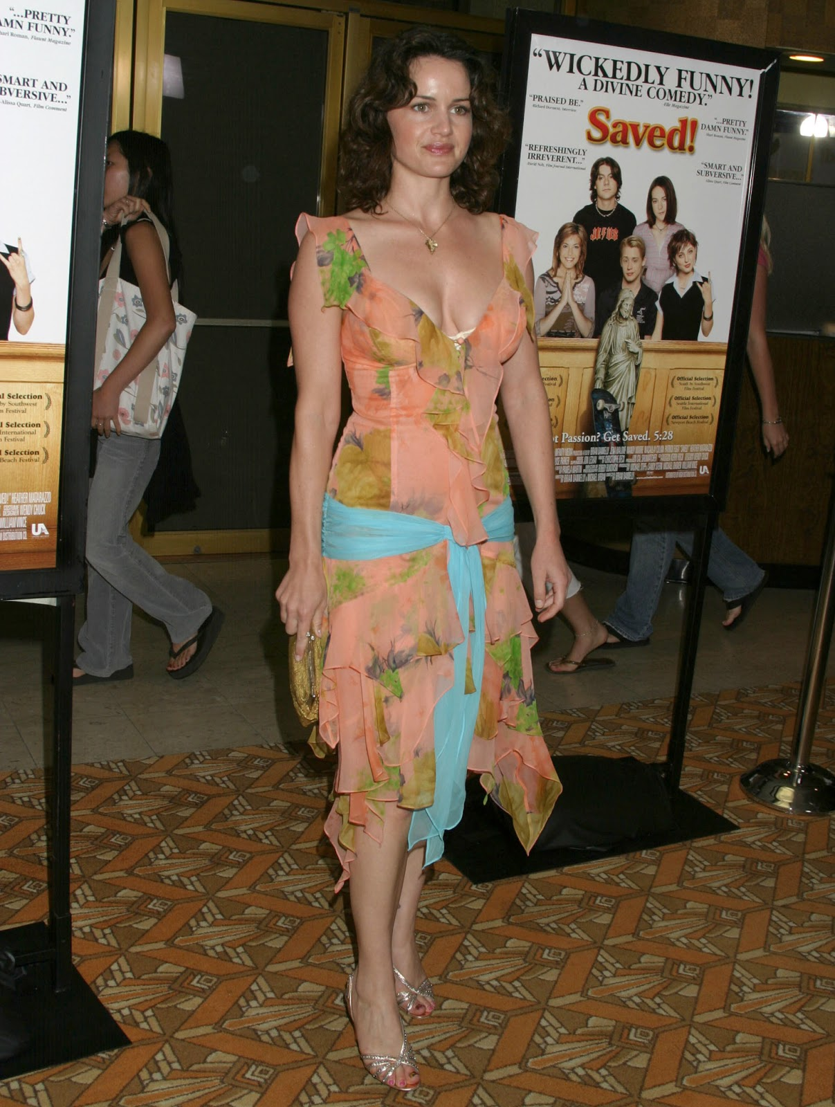 Celebrity Carla Gugino nudes (42 photo), Cleavage