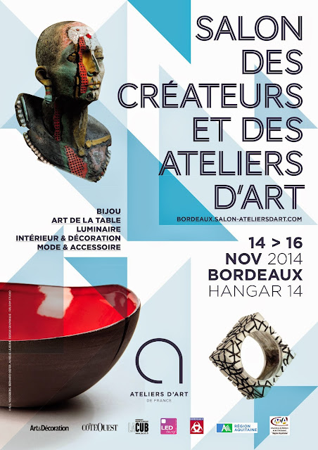 Le Salon des créateurs et des ateliers d'arts s'installe à Bordeaux