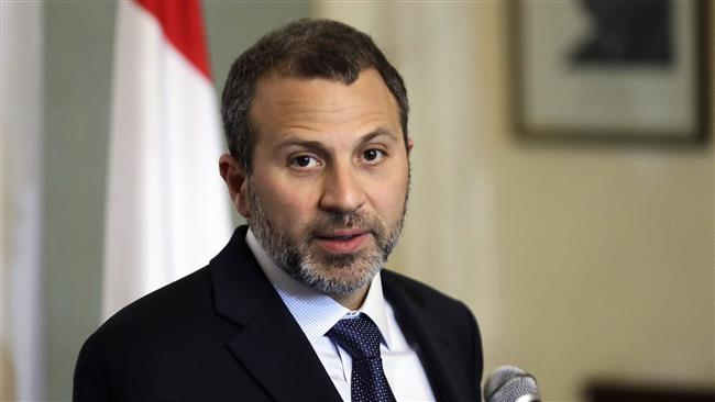 Lebanese Foreign Minister Gebran Bassil says political parties agreed on new electoral law
