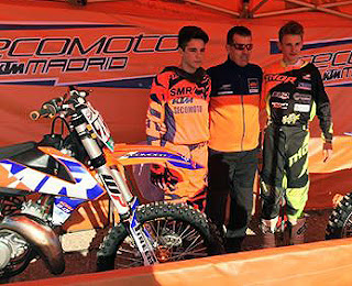 Motocross Aranjuez Secomoto KTM