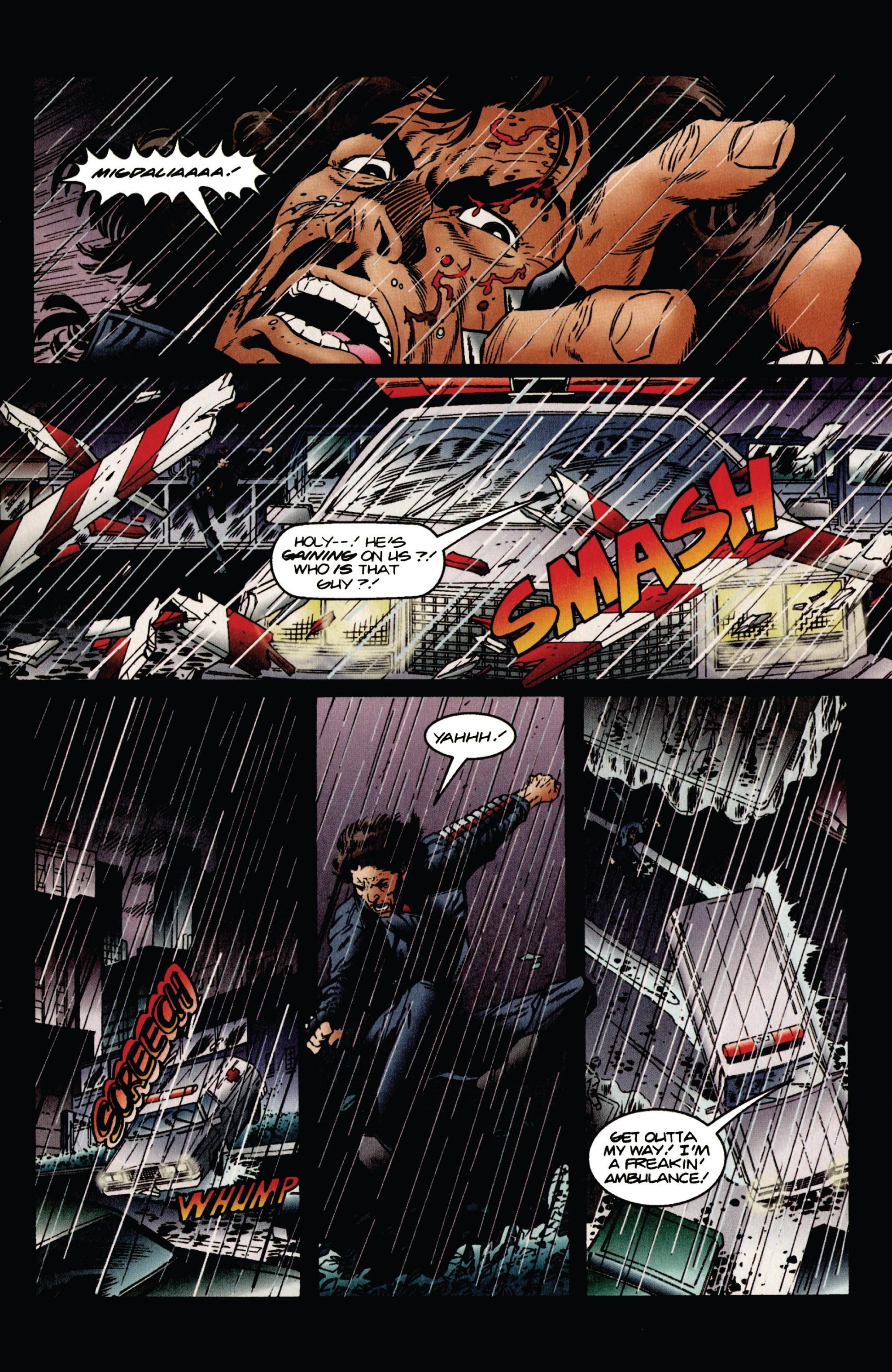Read online Eternal Warrior (1992) comic -  Issue #39 - 13
