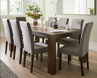 Easy ideas for choosing furniture for the dining room