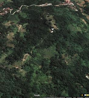 Mount Padang Terraces