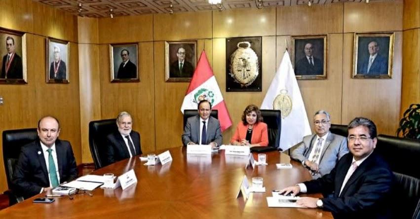 ONPE: Hoy elegirán a rectores que integrarán Comisión Especial de la JNJ - www.onpe.gob.pe