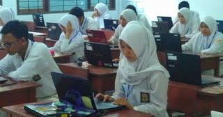 UNBK, Jika SMP tak Punya Komputer Bisa Pinjam ke SMA