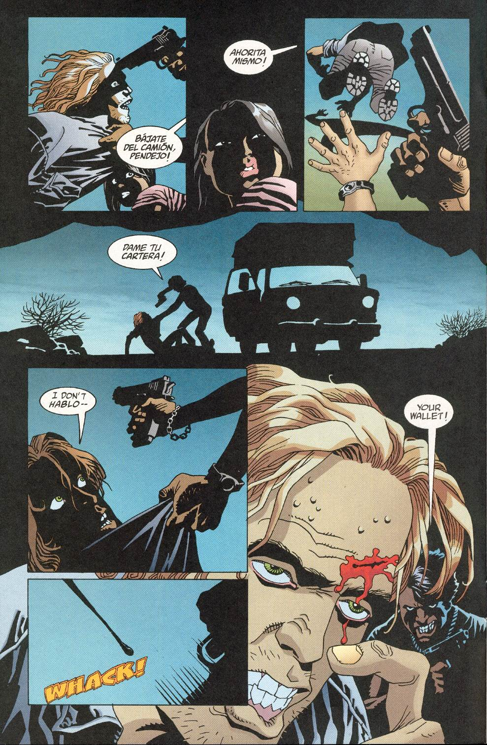 Read online 100 Bullets comic -  Issue #30 - 4