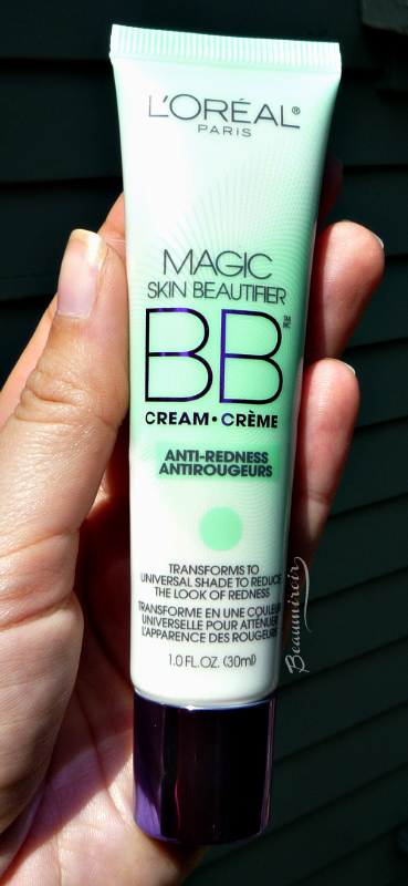 L'Oreal Magic Skin Beautifier BB Cream Anti-Redness: review, photos, swatches