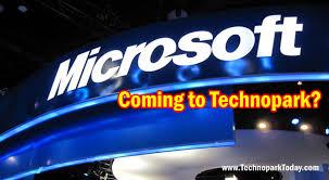microsoft technopark