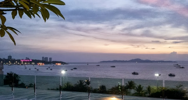 Bay of Pattaya, Thailand (2014)