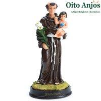 Imagem Santo Antônio Oito Anjos Artigos Religiosos e Loja Esotérica