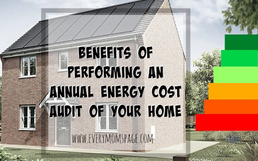 Benefits of Performing an Annual Energy Cost Audit of Your Home
