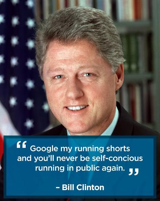 Bill Clinton Sayings