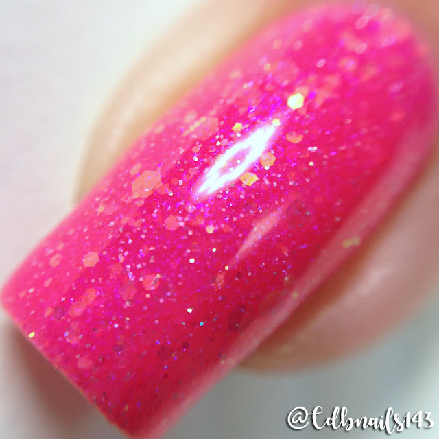 Lollipop Posse Lacquer-Cotton Candy Chaos