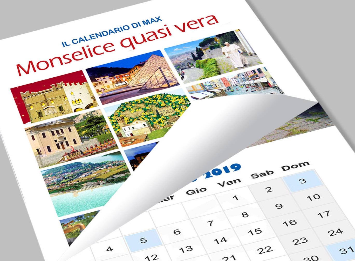 Indulgenze Plenarie Calendario.Il Calendario 2019 Di Max Monselice Quasi Vera Monselice
