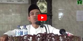 Syiah Menurut Ust. Abdul Somad, Lc [Video]