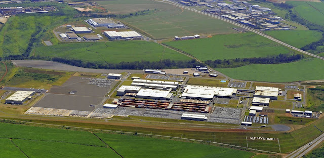 Hyundai Motors do Brasil - fábrica de Piracicaba (SP)