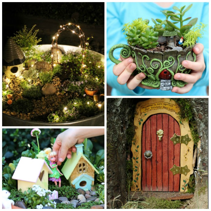 Magical Fairy Garden Designs: Magical Fairy Gardens For Kids